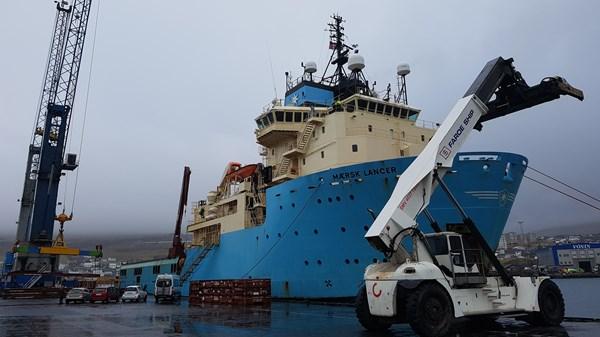 Faroe ship